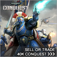 Sell Warhammer 40,000 Conquest cards - Warhammer 40K Conquest Buylist