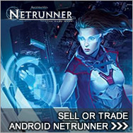 Sell Android Netrunner cards - Android Netrunner Buylist