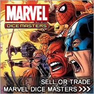 Sell Marvel Dice Masters - Marvel Dicemasters Buylist