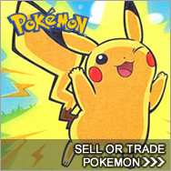 Sell Pokemon cards - Pokemon Buylist
