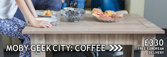 Moby Geek City: Coffee
