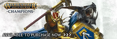 Warhammer Age of Sigmar Champions: Onslaught