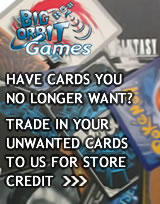Sell or Trade your unwanted cards