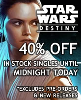 Star Wars Destiny Sale
