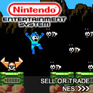 Sell Nintendo Entertainment System (NES) Games For Cash Or Trade For Store Credit