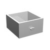 Container Drawer 4 x 4 x 2 - Homemaker - Lego - Big Orbit Cards