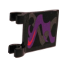 Flag 2 x 2 with Overlord's Middle Purple, Pearl, and Red Swirls Sticker (2335) - Scenery - Lego - Big Orbit Cards