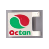 Flag 2 x 2 with Red and Green Octan Logo Decoration (2335) - Scenery - Lego - Big Orbit Cards