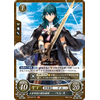 Byleth (Female): New Professor at the Officers Academy - B19 The Holy Flames of Sublime Heaven - Fire Emblem Cipher - Big Orbit Cards