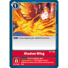Shadow Wing - Starter Deck - Gaia Red - Digimon Card Game - Big Orbit Cards