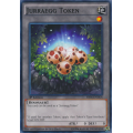 Jurraegg Token - Common (Unlimited Edition) - Dinosmasher's Fury Structure Deck - Yu-Gi-Oh! - Big Orbit Cards