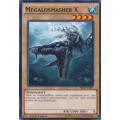 Megalosmasher X - Common (Unlimited Edition) - Dinosmasher's Fury Structure Deck - Yu-Gi-Oh! - Big Orbit Cards
