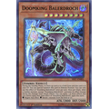 Doomking Balerdroch - Ultra Rare (1st Edition) - Structure Deck Zombie Horde - Yu-Gi-Oh! - Big Orbit Cards