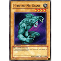 Hitotsu-Me Giant - Common (Unlimited Edition) - Starter Deck Kaiba - North American - Yu-Gi-Oh! - Big Orbit Cards