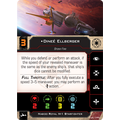 Dineé Ellberger - Bravo Five - Naboo Royal N-1 Starfighter (2nd Edition) - Pilot Cards (2nd Edition) - Star Wars X-Wing 2nd Edition - Big Orbit Cards