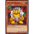 Yellow Gadget - Super Rare (1st Edition) - Fists of the Gadgets - Yu-Gi-Oh! - Big Orbit Cards