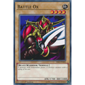 Battle Ox - Common (Unlimited Edition) (European) - Starter Deck - Kaiba - European - Yu-Gi-Oh! - Big Orbit Cards