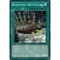 Revolving Switchyard - Super Rare (Unlimited Edition) - OTS Tournament Pack 10 - Yu-Gi-Oh! - Big Orbit Cards