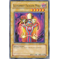 Illusionist Faceless Mage - Common (Unlimited Edition) - Starter Deck - Pegasus - Yu-Gi-Oh! - Big Orbit Cards