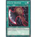 Axe of Despair - Ultra Rare (Unlimited Edition) - Spell Ruler - European - Yu-Gi-Oh! - Big Orbit Cards