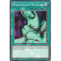 Malevolent Nuzzler - Common (Unlimited Edition) - Spell Ruler - European - Yu-Gi-Oh! - Big Orbit Cards