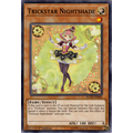 Trickstar Nightshade - Common (1st Edition) - 2019 Gold Sarcophagus Tin Mega Pack - Yu-Gi-Oh! - Big Orbit Cards
