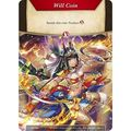 Will Coin - Coin-004 - Isis - Alice Origin - Force of Will - Big Orbit Cards
