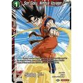 Son Goku, Nimbus Voyager - Saiyan Surge - Dragon Ball Super TCG - Big Orbit Cards