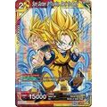 Son Goten & Trunks, Back to Back (Foil) - Saiyan Surge - Dragon Ball Super TCG - Big Orbit Cards
