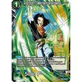 Android 17, Mechanical Prowess - Malicious Machination - Dragon Ball Super TCG - Big Orbit Cards