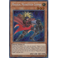 Magical Musketeer Caspar - Ultra Rare (1st Edition) - Duel Overload - Yu-Gi-Oh! - Big Orbit Cards