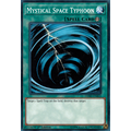 Mystical Space Typhoon - Ultra Rare (1st Edition) - Duel Overload - Yu-Gi-Oh! - Big Orbit Cards