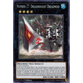 Number 27: Dreadnought Dreadnoid - Ultra Rare (1st Edition) - Duel Overload - Yu-Gi-Oh! - Big Orbit Cards