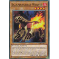 Salamangreat Wolvie - Common (1st Edition) - 2020 Tin of Lost Memories - Yu-Gi-Oh! - Big Orbit Cards