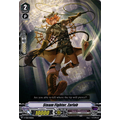 Steam Fighter, Salrab (RRR) - V-TD10 Chronojet - Cardfight Vanguard - Big Orbit Cards
