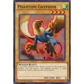 Phantom Gryphon (Unlimited Edition) - 2016 Mega Tin Mega Pack - Yu-Gi-Oh! - Big Orbit Cards