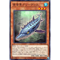 Gluttonous Reptolphin Greethys - Common (1st Edition) - Phantom Rage - Yu-Gi-Oh! - Big Orbit Cards