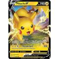 Pikachu V - Vivid Voltage - Pokemon - Big Orbit Cards