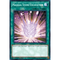 Magical Stone Excavation - Ultra Rare (1st Edition) - Speed Duel Starter Decks - Twisted Nightmares - Yu-Gi-Oh! - Big Orbit Cards