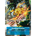Howling Crusher (Alternate Art) - Release Special Booster Ver 1.5 - Digimon Card Game - Big Orbit Cards