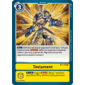 Testament - Release Special Booster Ver 1.5 - Digimon Card Game - Big Orbit Cards