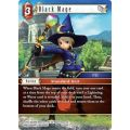 Black Mage - Opus XIII - Final Fantasy TCG - Big Orbit Cards