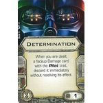 Determination (1st Edition) - Upgrade Cards - X-Wing Miniatures Game - Big Orbit Cards