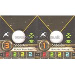 Black Sun Sol. & Binayre Pirate - Small Ship Token (1st Edition) - Ship Tokens - X-Wing Miniatures Game - Big Orbit Cards