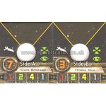 Dace Bonearm & Torkil Mux - Small Ship Token (1st Edition) - Ship Tokens - X-Wing Miniatures Game - Big Orbit Cards