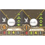 Guri & Black Sun Enf. - Small Ship Token (1st Edition) - Ship Tokens - X-Wing Miniatures Game - Big Orbit Cards
