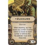Zuckuss (Unique) (1st Edition) - Upgrade Cards - X-Wing Miniatures Game - Big Orbit Cards
