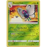 Butterfree (Reverse Holo) - Burning Shadows - Pokemon - Big Orbit Cards