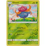 Gloom (Reverse Holo) - Burning Shadows - Pokemon - Big Orbit Cards