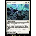 Kindred Boon - Commander 2017 - Magic the Gathering - Big Orbit Cards